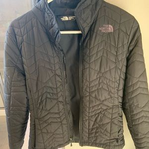 Women's North Face Black jacket